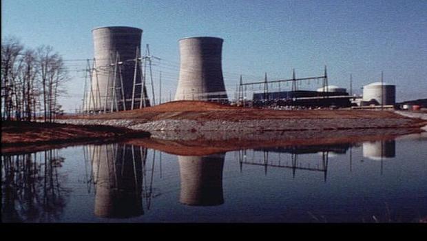 Watts bar nuclear power plant, near Spring City, Tenn.
