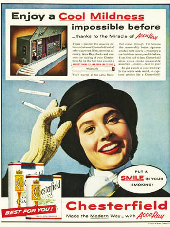 Blowing smoke: Vintage ads of doctors endorsing tobacco