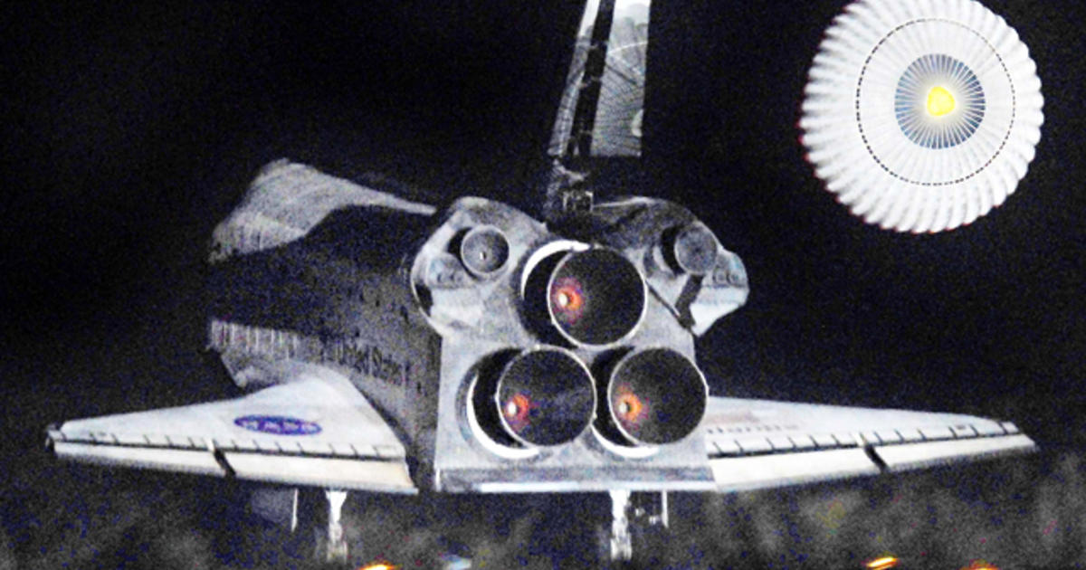 Space shuttle: 30 years of fascinating facts - CBS News