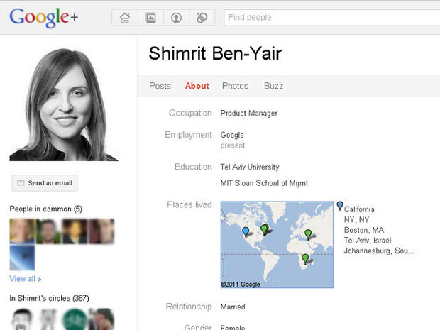 20 women in tech to follow on Google+