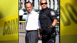 Ill. Congressman Luis Gutierrez arrested again outside White House during protest