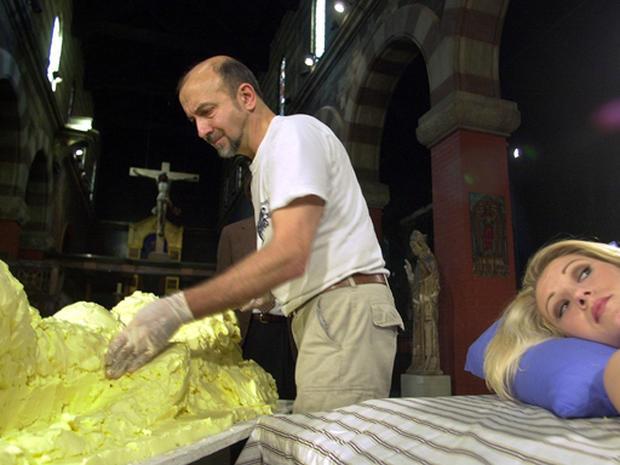 Butter sculptures that will make you melt