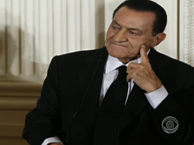 Mubarak to be sentenced