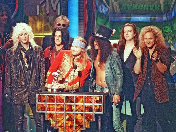 30 years of MTV stars