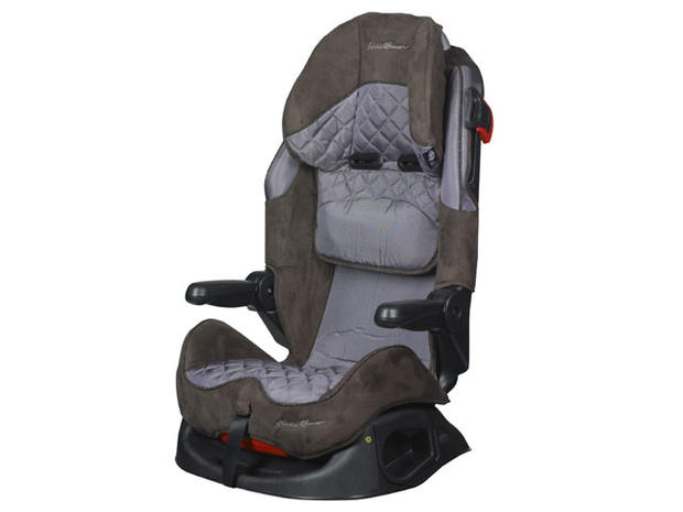 eddie bauer deluxe 8 unsafe car booster seats is your child at rh cbsnews com