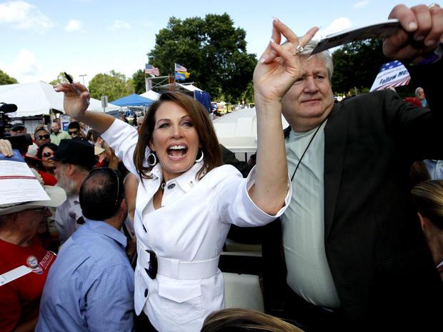 Michelle Bachmann, Iowa