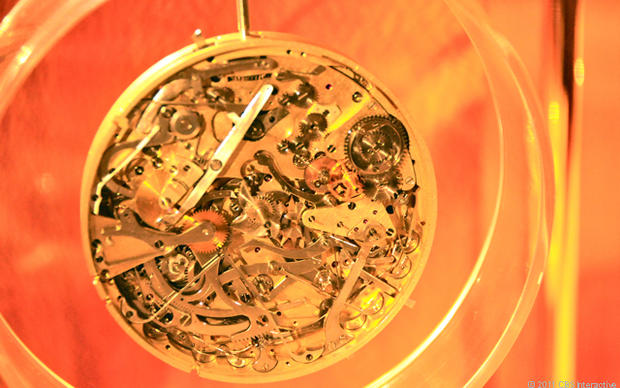 Six centuries of great watchmaking