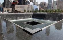 Visiting ground zero & lower Manhattan