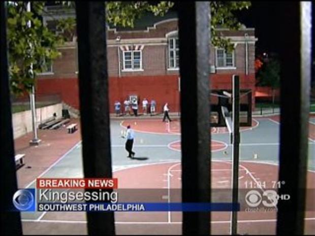 6 shot during Kingsessing basketball game in southwest Philadelphia