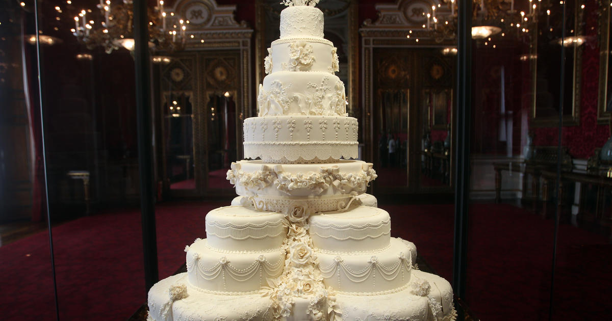 Rent the cake? Unusual tips to cut your wedding bill - CBS News