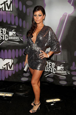 MTV VMAs red carpet 2011