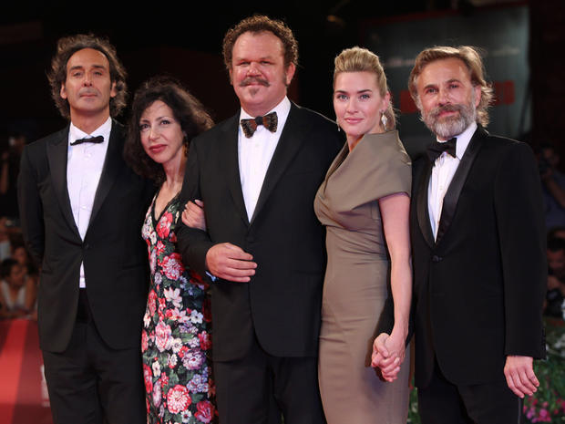 """Carnage"" premieres at Venice Film Festival"