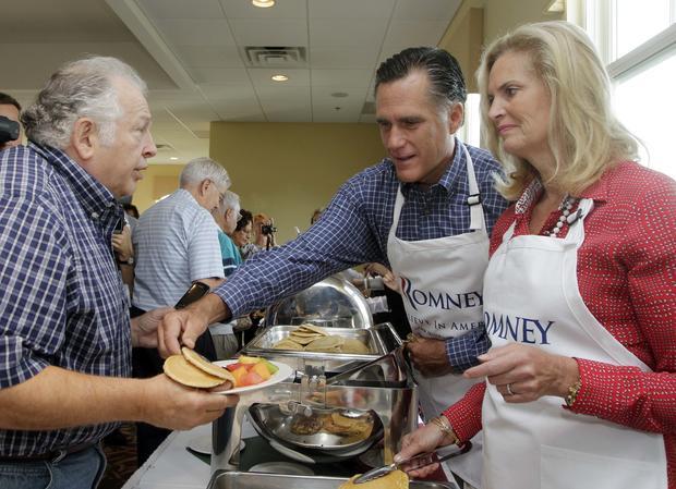 Mitt Romney in New Hampshire