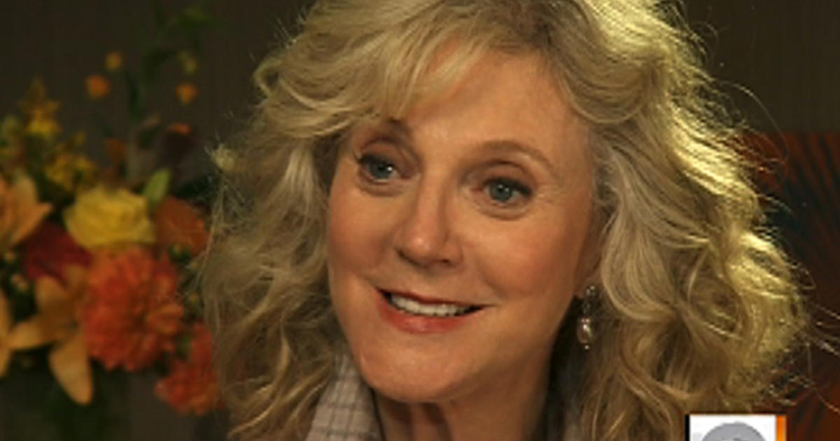 Blythe Danner on mom roles, Gwyneth, and her favorite