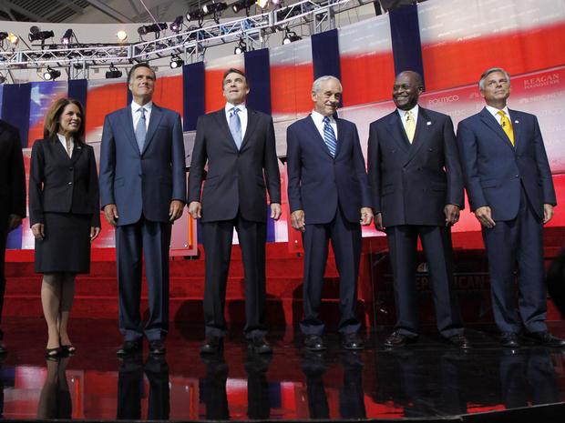 GOP Reagan debate