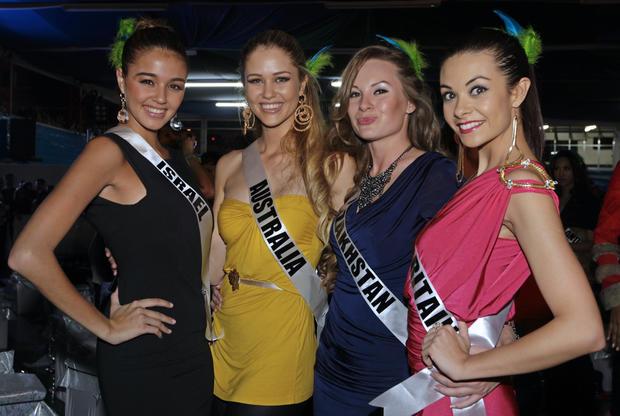 Miss Universe  2011 Prelims