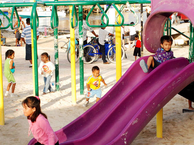 playground, children, play, park, exercise, obesity, stock, 4x3