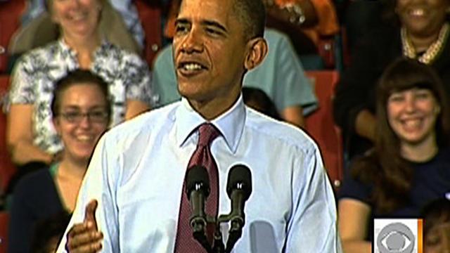 Obama's job: Selling his jobs plan to America