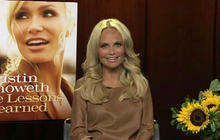 Kristin Chenoweth dishes on new TV show, broadway roles