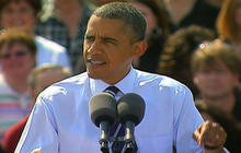 Obama: Let's write our 'destiny' with jobs bill