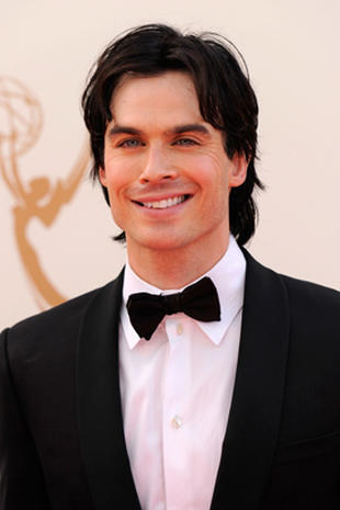 Emmy red carpet 2011