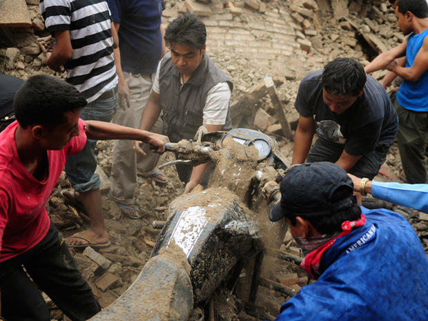 Himalayan earthquake