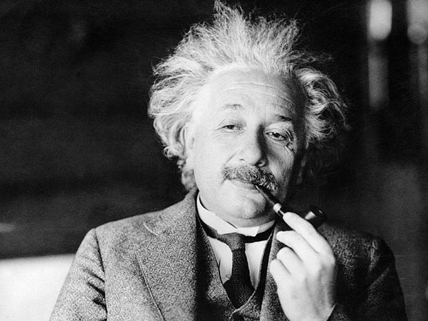 Albert Einstein - Celebs who went from failures to success