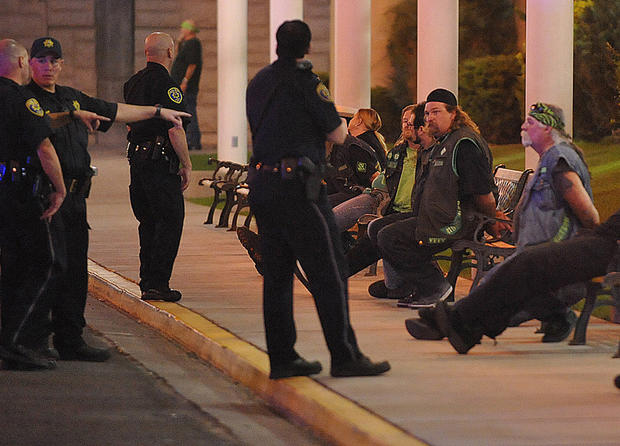 Hells Angels boss dead after casino shootout