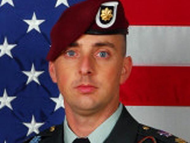 Maj. Larry J. Bauguess Jr.