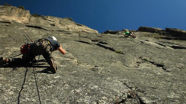 Documenting Alex Honnold's climb