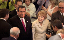 "Gov. Chris Christie enters ""The GOP Drive"""
