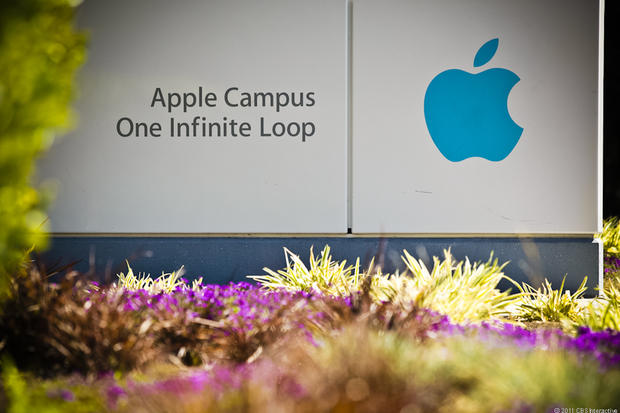 Apple's Cupertino, Calif.,  headquarters, where tomorrow's event is happening.