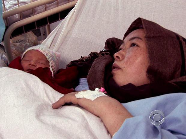 afghanistan, women, childbirth