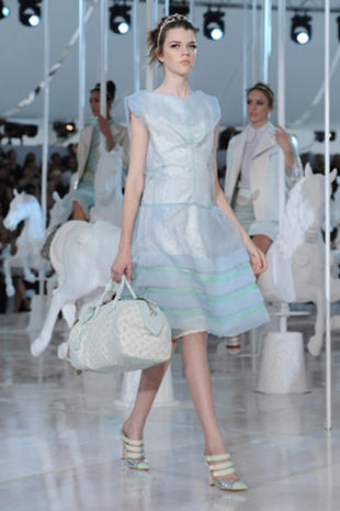 Louis Vuitton spring/summer 2012