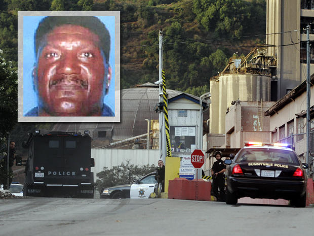 Death toll up to 3 in Cupertino quarry shooting, suspect