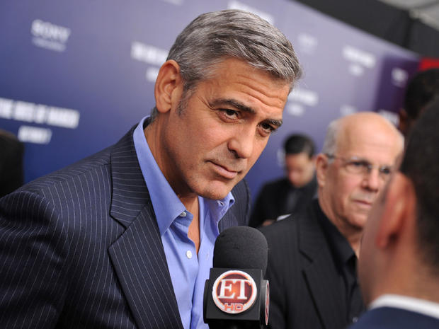 """The Ides of March"" premieres in New York"