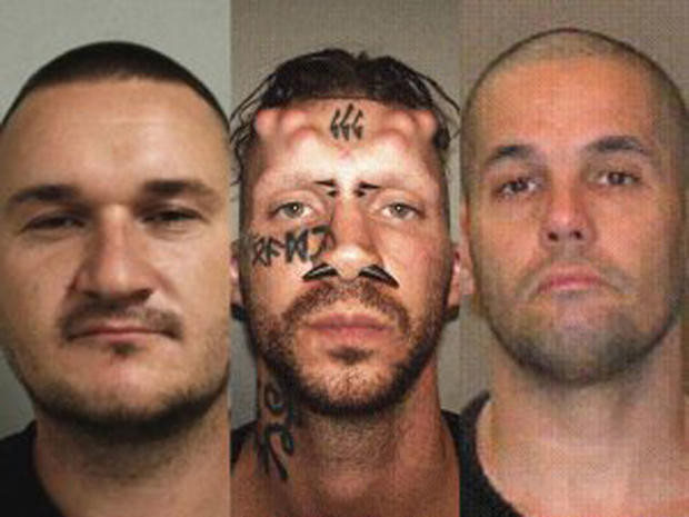 Hells Angel, 3 others indicted in Mass. triple murder
