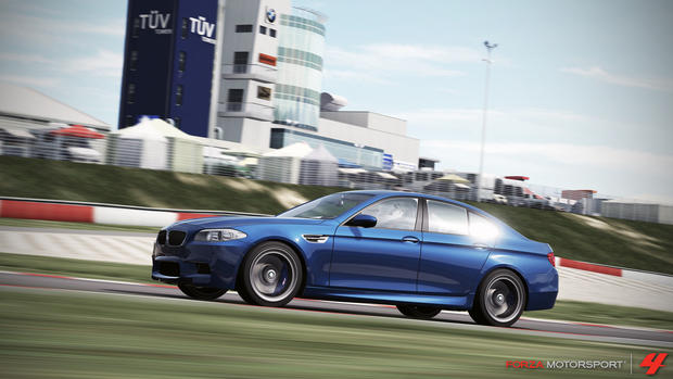 First Look: Forza Motorsport 4