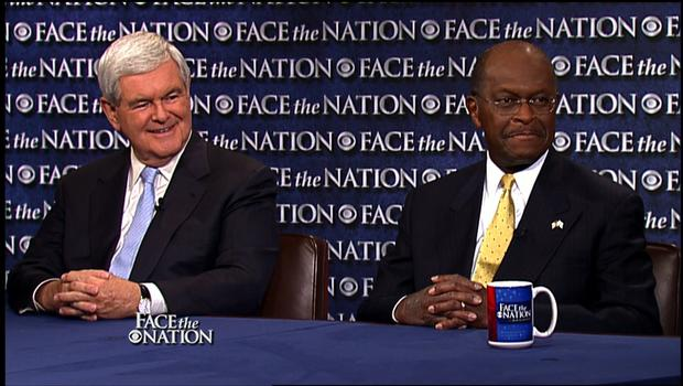 Face the Nation - McCain Barbour O'Malley