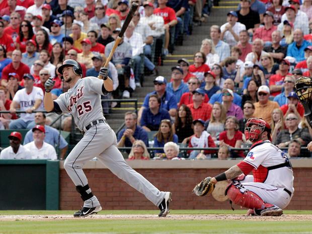 2011 MLB Championship Series playoffs