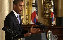 """Obama: Iran will """"pay a price"""" for assassination plot"""