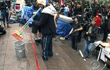 Will park cleanup end Occupy Wall Street?