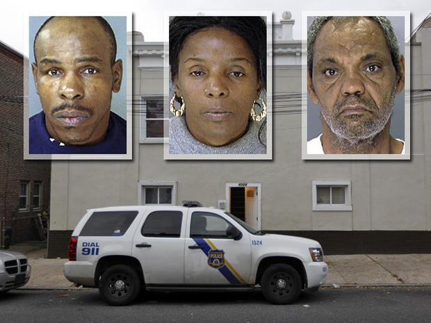 Philly basement case suspects face court