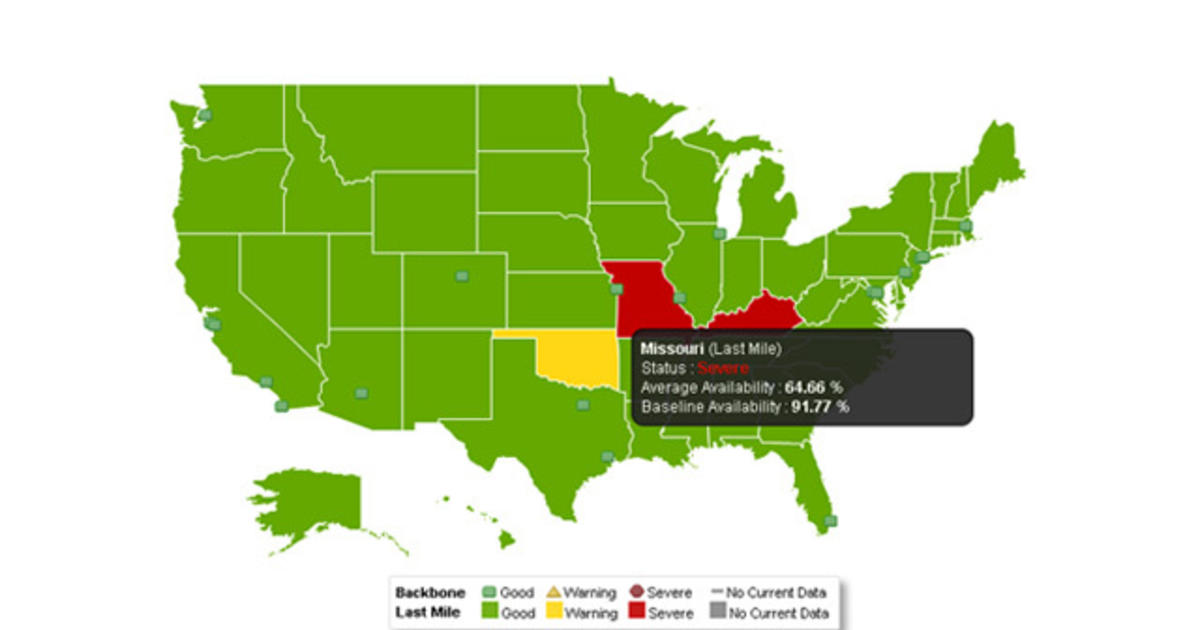 awesome interactive internet health map checks your state s