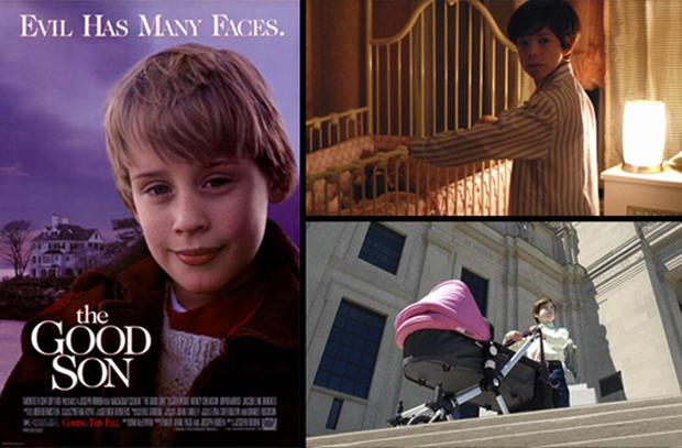 Hollywood's evil children