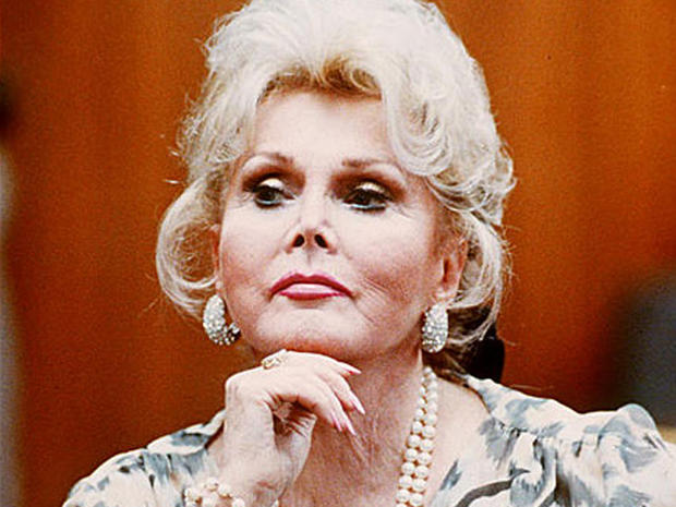 Zsa Zsa Gabor beautiful