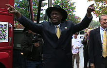 Herman Cain's popularity surging