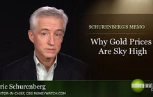 Why Gold Prices Are Sky High