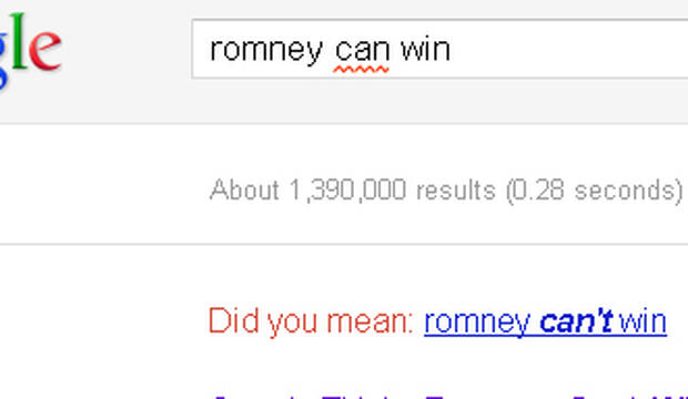 Mitt Romney, Google