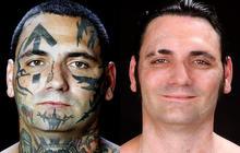 Nazi skinhead sheds tattoos: 16 amazing photos